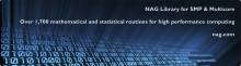 New numerical routines specially tuned for OpenMP launched at the International Supercomputing Conference (ISC12)
