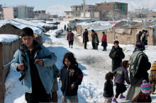 Save the Children warns more children could die from cold in brutal Afghan winter