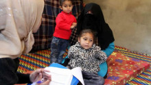 Increase in registered Syrian refugees, new camps planned in Turkey and Jordan