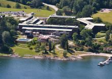 Vann spa hotell konferens vid Lysekil i Bohuslän bygger utomhuspool