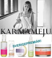 Sverigepremiär för Karmameju
