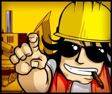 Demolition Squad kolikkopeli