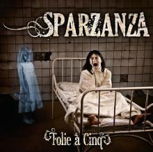 Sparzanza #8 på Finska Albumlistan