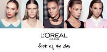 L'Oréal Paris Look of the Day