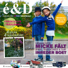 Nytt magasin – fyllt av färg, form, fantasi och fiffigheter