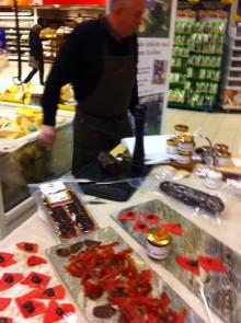 Nyheter för alla matälskare: Carpaccio, Lufttorkad bogrulle och Tryffelvinaigrette från Ejmunds Gård