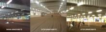 Nyköpings ridsällskap uppgraderar belysning i miljösatsning – och förbättrar ljusnivån