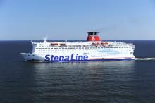 Polsk presslunch med Stena Line