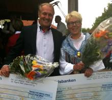 Grattis Rita och Ingvar, Årets Fagerstabor!