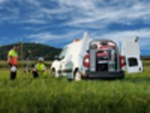Ny generation inredningssystem för servicebilar ger ökad lastkapacitet, låg bränsleförbrukning och oändlig flexibilitet
