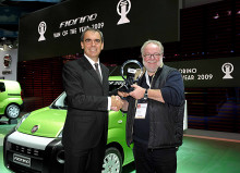 Fiat Fiorino är International van of the Year 2009