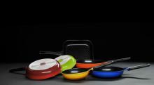 Väriä ja kestävyyttä keittiöön! OBH Nordica lanseeraa ympäristöystävälliset paistinpannut