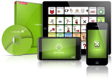 Tobii adds Android™ to the AAC industry's leading multi-platform vocabulary app