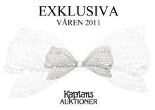 Kaplans Exklusiva auktion - ett säkert vårtecken!
