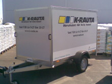 100 gratis lånesläp hos K-rauta