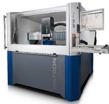 DATRON M10 Pro är kraftfull, exakt och lönsam se den på EMO i Hannover 19-24 September!