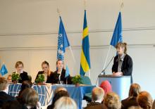 Asker-elever deltar på Nordens største FN-rollespill