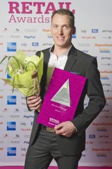 Motivering för priset Årets Tekniska lösning - Retail Awards 2012