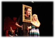 Alice i Underlandet med teatergruppen Big Wind