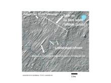 Nya spår av landisens framfart upptäcks med nationella höjddata