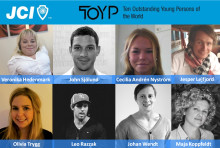 Pressinbjudan: Unga ledare prisas för samhällsengagemang, TOYP  – Ten Outstanding Young Persons of the World award