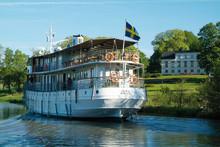 Pressemelding fra Rederi AB Göta Kanal og Escape Travel