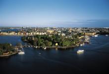 3,7 miljoner gästnätter i Stockholm under sommaren