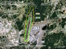 Norwegians sista MD80 lämnar imorgon – nya plan minskar ljud med hälften vid start på Arlanda flygplats
