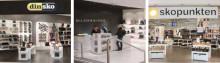 DinSko, Nilson Shoes och Skopunkten öppnar ny butik på Triangeln