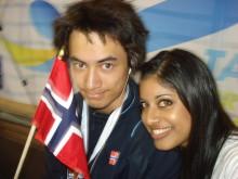 Norge imponerte i åpent nordisk mesterskap i taekwondo