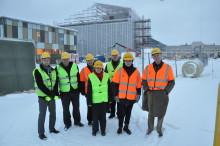 Pressmeddelande: Väsby Nya Gymnasium på export till Norge.