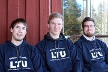 Teknik-SM vanns av studenter vid LTU