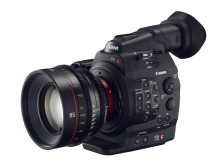 Canon mottar 2012 Technology & Engineering Emmy®-pris