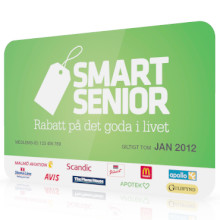 Gratis blodtrycksmätning för Smarta Seniorer
