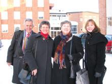 Kanadas ambassad besöker SEKAB