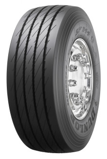 Dunlopin uuden, kilometrikustannuksiltaan edullisen perävaununrenkaan maailmanesittely