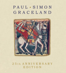 LEGACY RECORDINGS CELEBRATES 25TH ANNIVERSARY OF PAUL SIMON'S GRACELAND