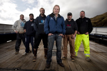Deadliest Catch: Ekstremt fiske. Ekstremt tv.