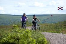 SkiStar Sälen: Eget cykelland för barn, cykelguidning och en mängd nya upplevelser