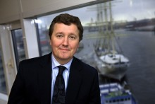 Jan Svärd, styrelseordförande AkzoNobel i Norden, angående Q3-rapporten