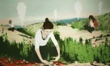 """Konstutställning under Almedalsveckan - Tio gotlandskonstnärer gestaltar vad """"tid"""" innebär för cancersjuka"""
