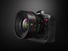 Canon utvider Cinema EOS-systemet med nytt EOS-1D C speilreflekskamera med støtte for 4K videoopptak
