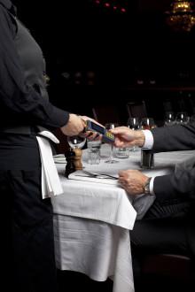 Samport Restaurant: Mindre spring för servitören ökar lönsamheten med runt 25 procent