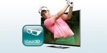 Viasat sender direkte i 3D fra Sony Open på Hawaii