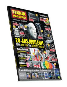 Teknikmagasinets nye katalog byr på alt fra overkjørte kosedyr til surfebrett!