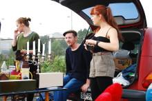 Pressinbjudan: Trädgårdsfest på Göteborgs största byggarbetsplats den 2 juni