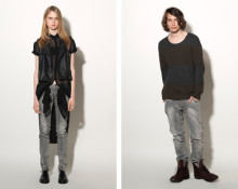 JC Jeans & Clothes A/W 2012 – The Relevance of a Grunge Era