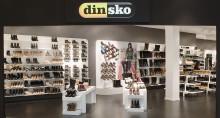 DinSko åpner ny butikk i Fredrikstad