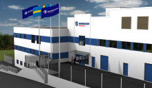 Berendsen har Sveriges modernaste mattvätteri