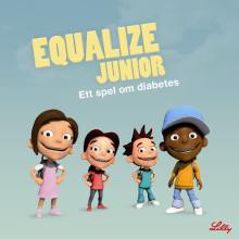 Equalize Junior – nytt dataspel om diabetes för de minsta
